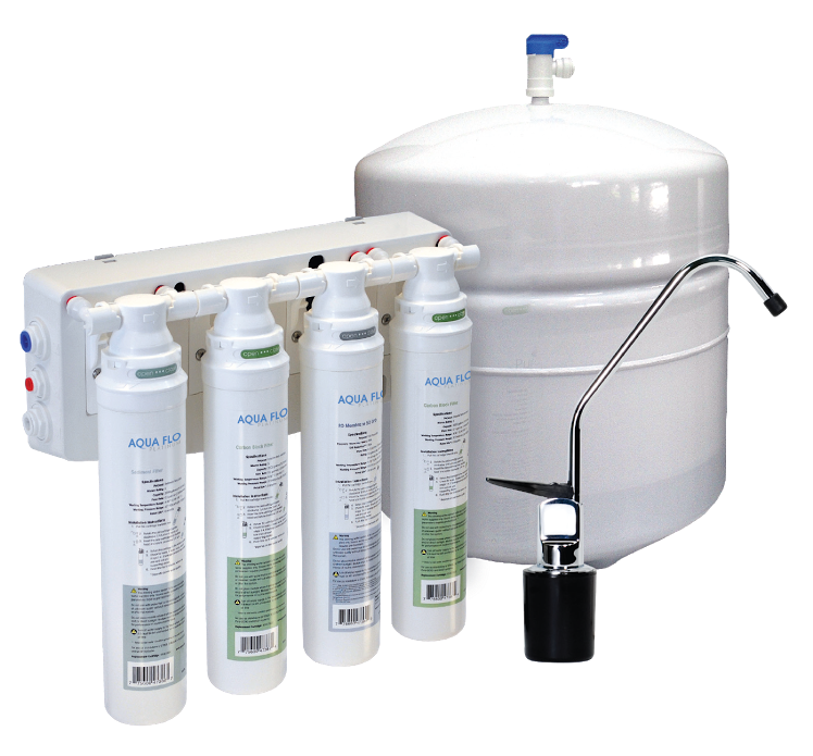 Residential Water Treatment Systems San Diego Coast Water
