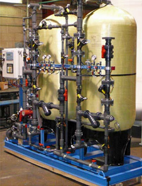 Commercial Water Treatment Systems San Diego