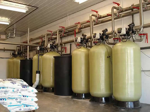 San Diego Commercial Water Softening Systems